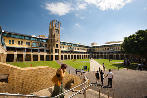 University of New South Wales | Foto by unsw.flickr via Wikimedia Commons
