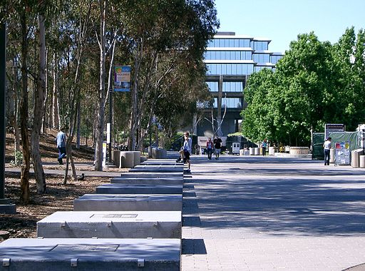 UCSD library walk | Foto: Foto: Znode via wikimedia commons