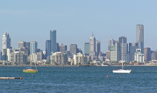 Melbourne Skyline | Foto: Donaldytong via Wikimedia Commons
