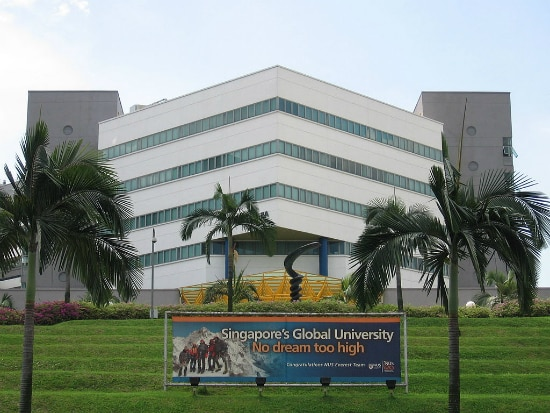 Foto: National University of Singapore |Faculdade de Engenharia