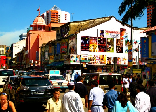 Lembu Road, Little India | Foto: William Cho via Wikimedia Commons