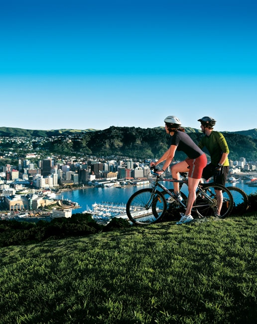 Mount Victoria | Foto: Education New Zealand