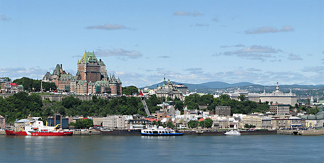 Panorama da cidade de Quebec | Foto: Datch78 via Wikimedia Commons