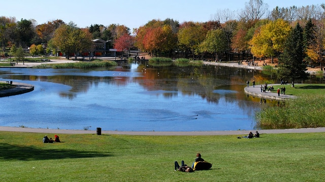 Beaver Lake, Parc Mont Royal | Foto: JustLiza via Wikimedia Commons