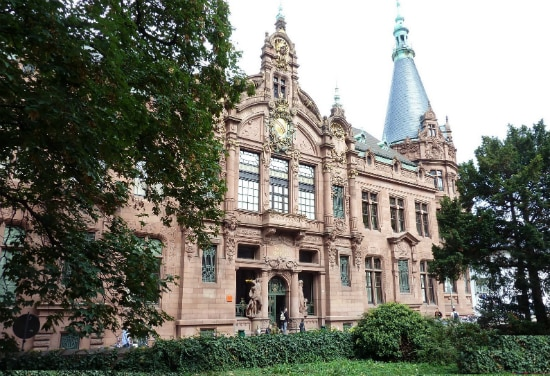 Heidelberg University | Foto: Ralf Hoven, via Wikimedia Commons