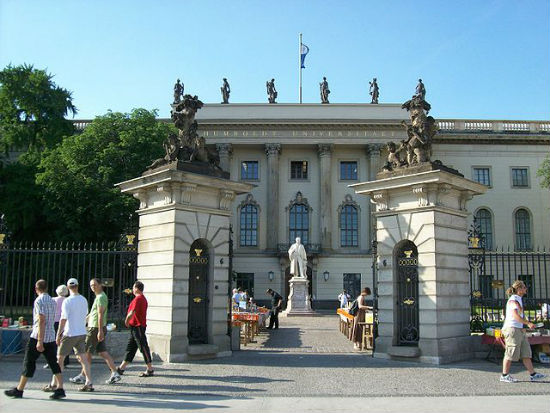 Humboldt University | Foto: Ischias08, via Wikimedia Commons
