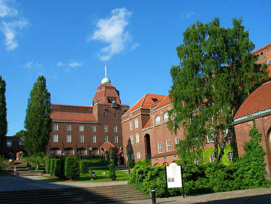 KTH - Royal Institute of Technology | Foto: Jonas Bergsten, via Wikimedia Commons
