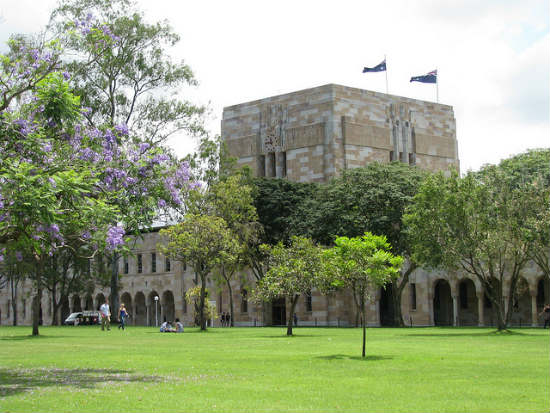 University of Queensland, Austrália | Foto: Wilson Loo Kok Wee