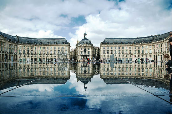 Place de la Bourse, Bordeaux | Foto: Xellery, via Wikimedia Commons