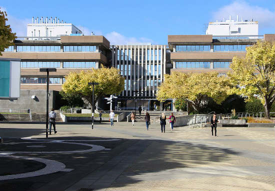 Massey University - Nova Zelândia | Foto: Michal Klajban, via Wikimedia Commons