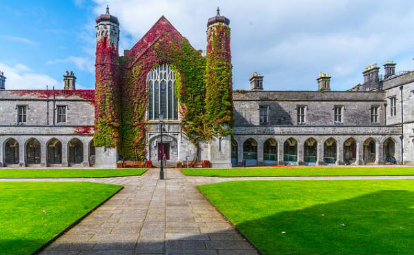 National University of Ireland – Galway | Foto: William Murphy, via Flickr