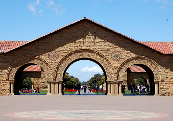 Universidade de Stanford | Foto: Peter Jackson, via Flickr
