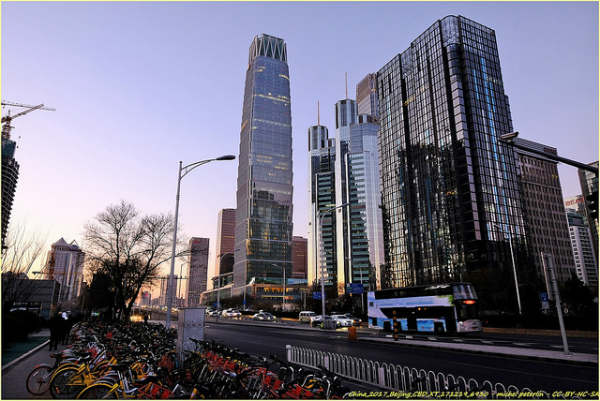 Beijing | Foto: Michel_China, via Flickr