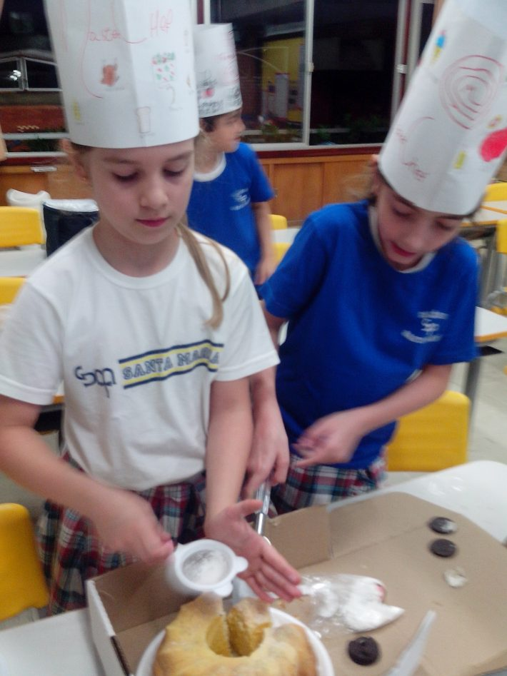 English class masterchef junior - Chef plus planeta ...