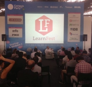 O evento LearnFest da CampusParty em 10 frases