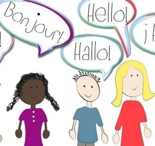 Artificial bilingualism at home: What happens when you raise your kids in English without being a native speaker?