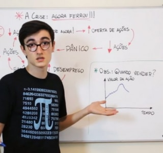Alunos do Dante criam canal de videoaulas no YouTube